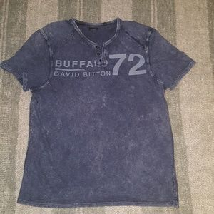 MENS BUFFALO T-SHIRT